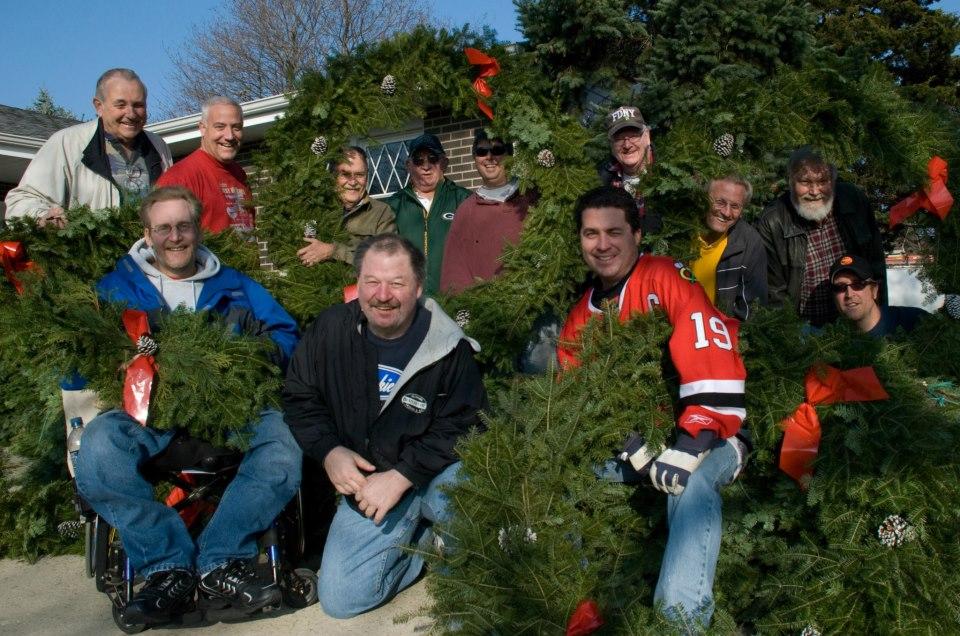 Wreath Crew
